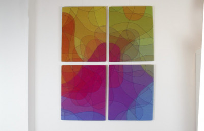 Wanddecoratie 1400-001