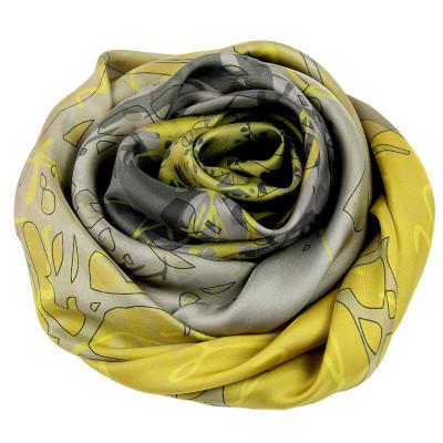 Sjaals | Squir | 800-502 | 130x130 cm