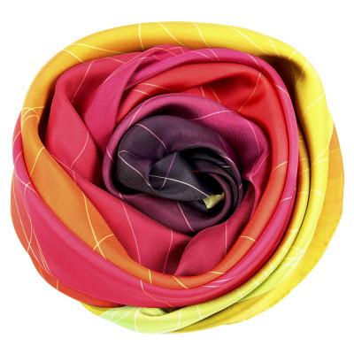 Sjaals | Colori | 800-532 | 130x130 cm