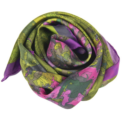 Sjaals | Inspired by Monet | 800-509 | 65x65 cm