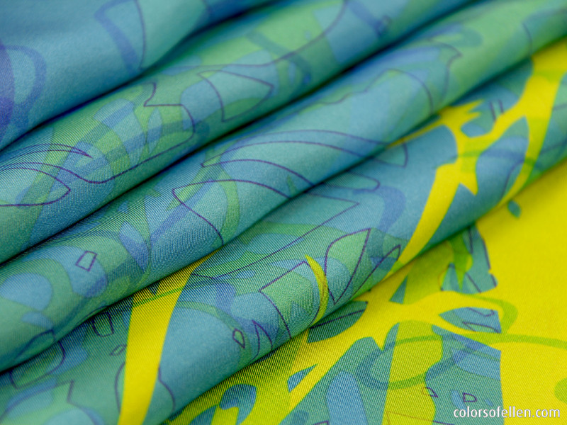 New series of scarves - Squir