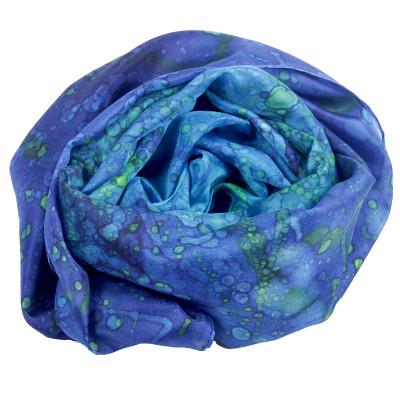 Sjaals | Handbeschilderd | 180x45 cm | 100-315